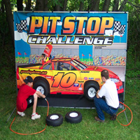 69. Pit Stop Challenge