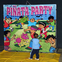 67. Pinata Party